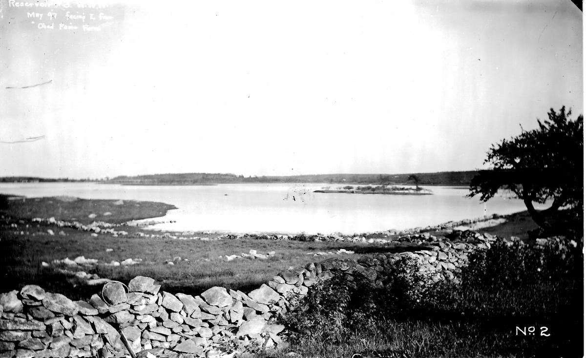 May 1897 - Facing East