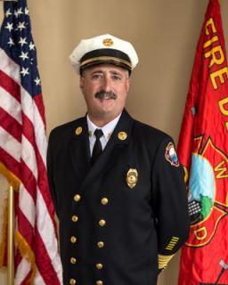 Fire Chief Paul Shatraw