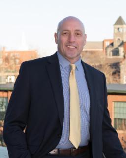 Public Safety Director Eugene Jalette