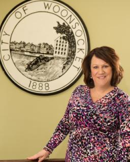 Human Services Director Linda Plays