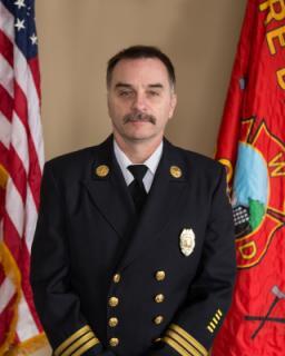 Deputy Fire Chief Timothy Walsh, EMA Director