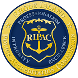 Rhode Island Police Accreditation Commission Seal