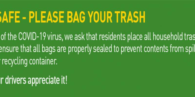Please Bag Your Trash